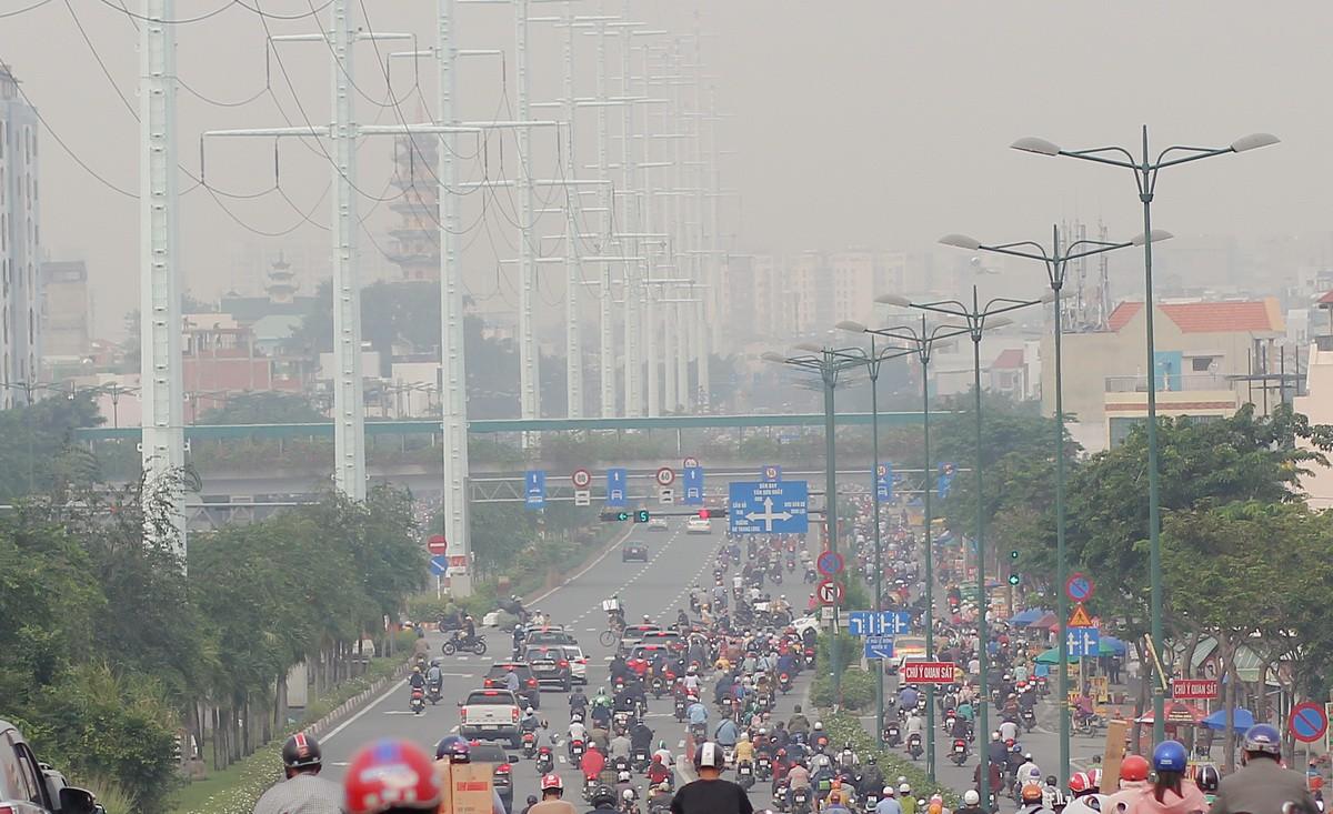 Kết quả hình ảnh cho ô nhiễm bụi mịn