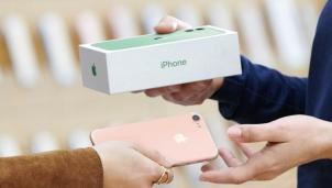 Định giá máy Android thấp kỷ lục trong chương trình đổi máy cũ lấy iPhone mới của Apple