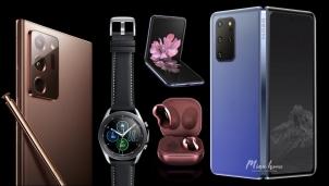 Ngày 4/8 này Samsung ra mắt 5 sản phẩm gì?