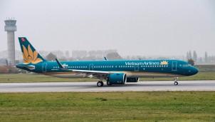 Vietnam Airlines dự kiến gần 600 chuyến bay/ngày dịp cao điểm Tết