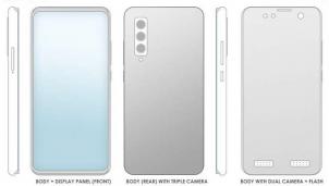"""""""Kẻ thách thức"""" Apple vừa thiết kế một chiếc điện thoại có màn hình có thể tháo rời"""