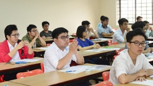Thí sinh TP.HCM được bỏ khẩu trang khi làm bài thi tốt nghiệp THPT