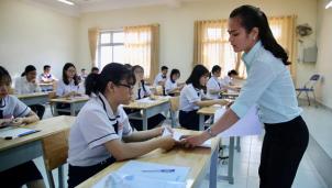 Thi tốt nghiệp THPT 2020: An ninh, an toàn trong kỳ thi được thắt chặt