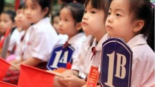 Từ ngày 1/7, học sinh tiểu học không phải đóng học phí