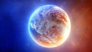 Những lý do khiến một nửa trái đất dần nguội đi