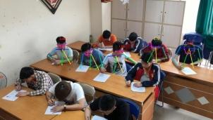 Sinh viên ĐHCN nghiên cứu thành công hệ thống phát hiện hành vi gian lận thi cử