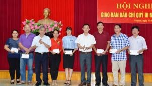 Công tác quản lý báo chí – thông tin tuyên truyền về đẩy mạnh phát triển du lịch tỉnh Yên Bái