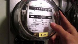 Công tơ điện tử càng thông minh, người dân càng bớt than về giá điện