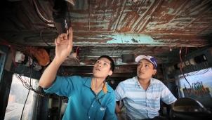 S-Tracking: Hệ thống quản lý và giám sát tàu thuyền do Việt Nam sản xuất bảo vệ người đi biển