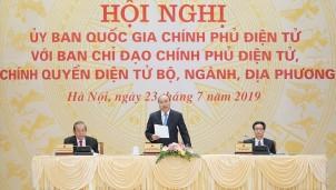 Thủ tướng phê duyệt thành viên Ủy ban Quốc gia về Chính phủ điện tử