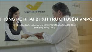 VNPost nhảy vào thị trường bảo hiểm xã hội điện tử