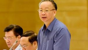 Ai sẽ thực hiện chức trách của Chủ tịch Nguyễn Đức Chung mới bị tạm đình chỉ công tác?