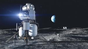Blue Origin tham vọng vượt qua SpaceX nhờ tiết kiệm cho NASA 2 tỉ USD