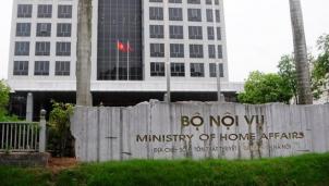 Bộ Nội vụ chưa đề nghị Chính phủ xem xét sáp nhập bất cứ đơn vị hành chính cấp tỉnh nào