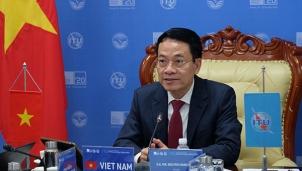 """Các Bộ trưởng ITU: """"Covid-19 kích hoạt bước ngoặt cho kỷ nguyên kỹ thuật số"""""""