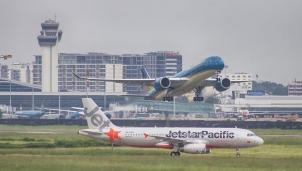 Các hãng hàng không sẽ bị thu hồi slot đăng ký bay nếu không sử dụng đủ 80% số lượng đã đăng ký