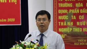Chân dung tân Bí thư tỉnh uỷ Cà Mau Nguyễn Tiến Hải vừa được chuẩn y