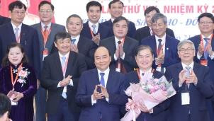 Chân dung tân Chủ tịch Liên hiệp các Hội khoa học và Kỹ thuật Việt Nam Phan Xuân Dũng