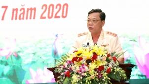 Chân dung tân Giám đốc Công an TP Hà Nội Nguyễn Hải Trung