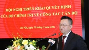 Chân dung tân Tổng Biên tập Báo Nhân dân Lê Quốc Minh
