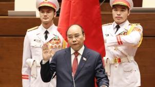 Chủ tịch nước Nguyễn Xuân Phúc: Tiếp nối truyền thống hào hùng viết tiếp trang sử mới của đất nước và dân tộc