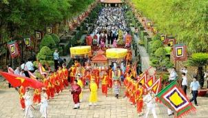 CSDL lễ hội truyền thống - Nền tảng số giữ gìn nét đặc trưng của văn hoá Việt