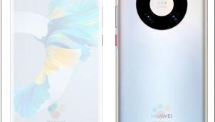 Đây là Huawei Mate 40 Pro?