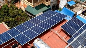 Điện mặt trời áp mái cần lộ trình cụ thể để khai thác tiềm năng ở Việt Nam