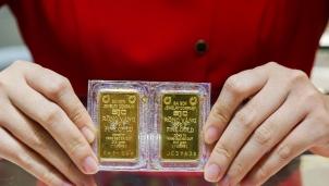 Dự báo giá vàng SJC trong nước ngày 11/9: Tiếp đà bứt phát vượt mốc 57 triệu đồng mỗi lượng