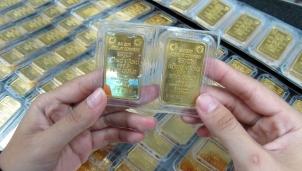 Dự báo giá vàng SJC trong nước ngày 22/7: Giảm mạnh trước đà tăng của 'đồng bạc xanh'
