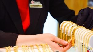Dự báo giá vàng SJC trong nước ngày 30/9: Tiếp đà tăng mạnh nhờ trợ lực từ đồng USD