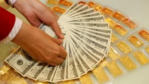 """Dự báo giá vàng tuần tới: """"Ảm đạm"""" trước đà bứt phá của đồng USD"""