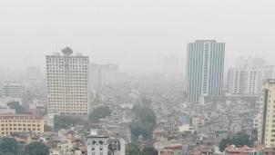 Dự báo thời tiết Hà Nội ngày mai 11/11: Hiện tượng nghịch nhiệt hoạt động mạnh khiến PM2.5 ở mức cao