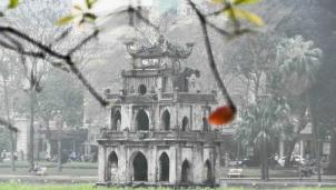 Dự báo thời tiết Hà Nội ngày mai 12/3: Sáng mưa rải rác đến trưa chiều trời hửng nắng
