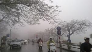 Dự báo thời tiết Hà Nội ngày mai 14/11: Không khí lạnh tràn về trời trở rét