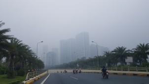 Dự báo thời tiết Hà Nội ngày mai 14/2: Tiếp tục sương mù dày đặc trờ khi gió mùa Đông Bắc về