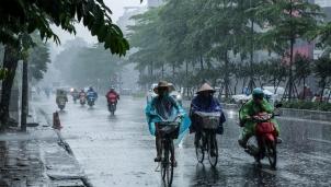 Dự báo thời tiết Hà Nội ngày mai 16/2: Không khí lạnh tràn về trời Thủ đô mưa rét