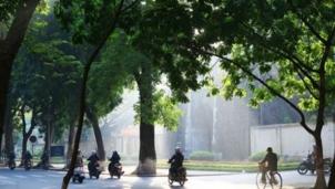 Dự báo thời tiết Hà Nội ngày mai 17/11: Nắng hanh trước khi mưa dông vài nơi do ảnh hưởng của không khí lạnh tăng cường