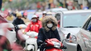 Dự báo thời tiết Hà Nội ngày mai 18/11: Không khí lạnh tăng cường tràn về trời chuyển rét nhanh