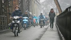 Dự báo thời tiết Hà Nội ngày mai 20/12: Nhiệt độ giảm sau do ảnh hưởng của không khí lạnh tràn về