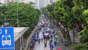 Dự báo thời tiết Hà Nội ngày mai 25/11: Không khí lạnh gây mưa một vài nơi, trời trở rét từ tối mai