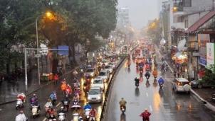 Dự báo thời tiết Hà Nội ngày mai 26/12: Không khí lạnh tràn về gây mưa một vài nơi kèm theo rét