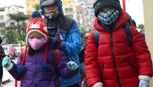 Dự báo thời tiết Hà Nội ngày mai 5/12: Trời rét về đêm và sáng với nền nhiệt thấp nhất còn 12 độ C