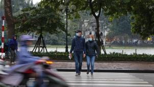 Dự báo thời tiết Hà Nội ngày mai 7/2: Không khí lạnh mới gây mưa rét