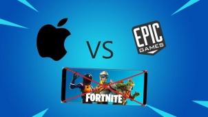 """Epic Games bị dội """"gáo nước lạnh"""" trong cuộc chiến pháp lý với Apple"""