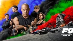 'F9: The Fast Saga' làm 'loạn' cụm rạp Bắc Mỹ với vị trí thống trị phòng vé