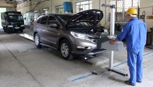 Gần 10% số lượng xe ô tô đăng kiểm không đảm bảo an toàn trong 6 tháng đầu năm
