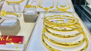 """Giá vàng hôm nay 1/12: """"Trượt giá"""" về gần mốc 53 triệu đồng mỗi lượng"""