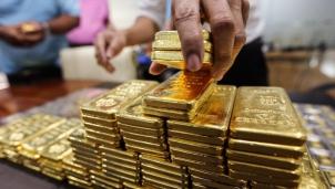 Giá vàng hôm nay 23/10: Giảm mạnh 120 nghìn đồng mỗi lượng trước thông tin kinh tế Mỹ lạc quan