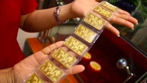 """Giá vàng hôm nay 27/11: """"Khoảng lặng"""" nhất thời quanh mốc 55 triệu đồng mỗi lượng"""